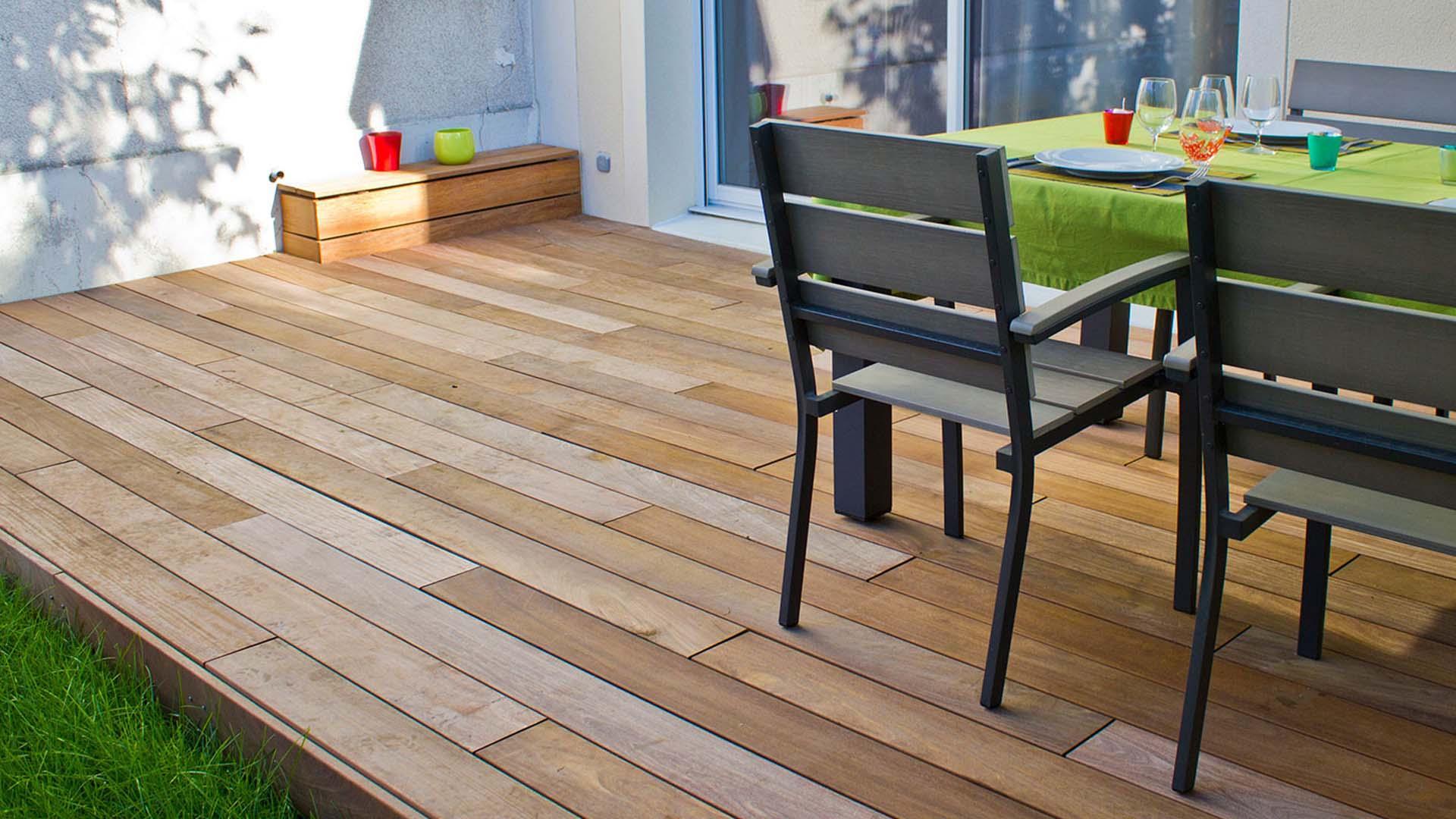 Quel bois exotique pour une terrasse : zoom sur 3 essences phares