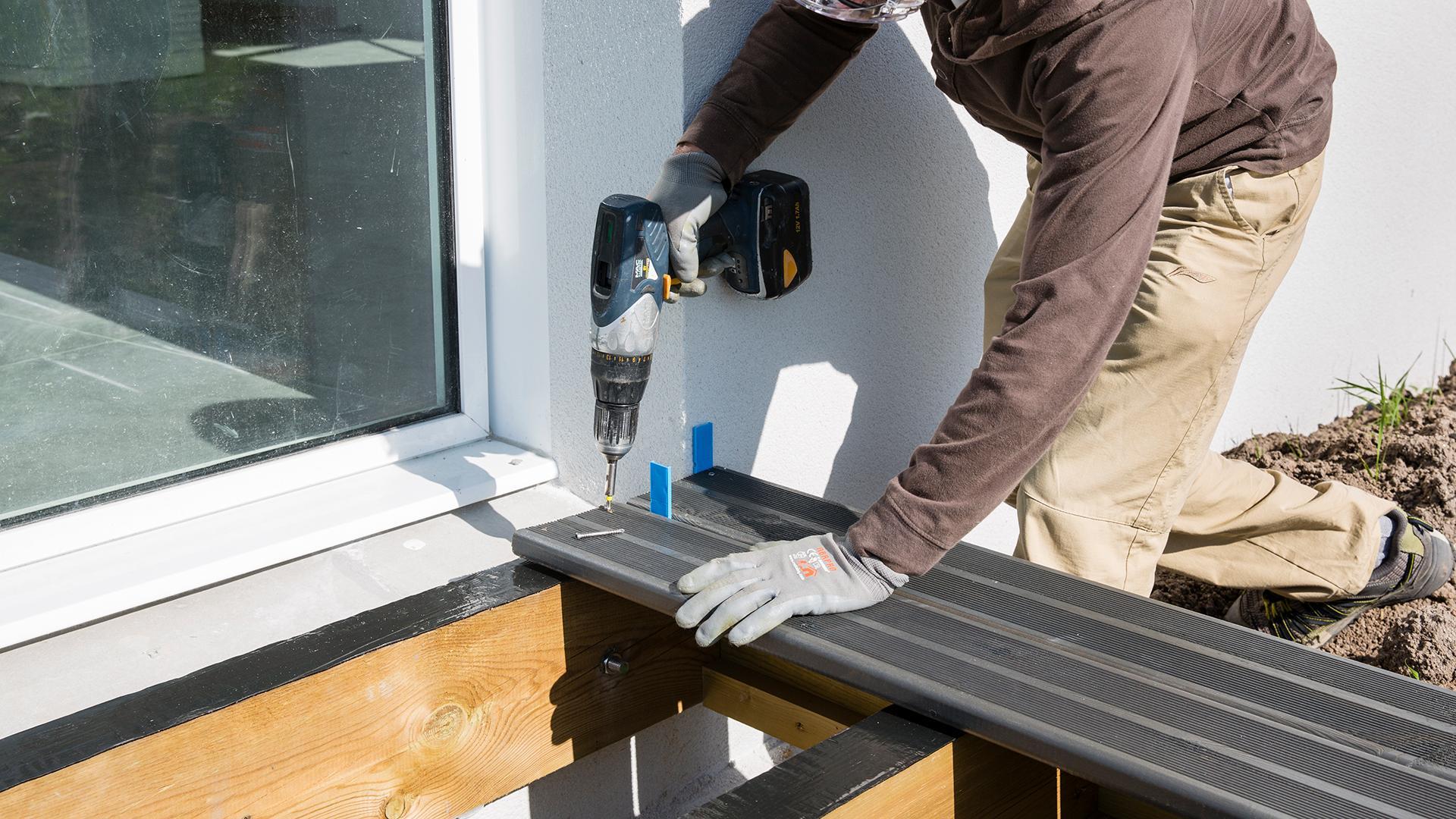 Construire une terrasse en bois en 3 étapes