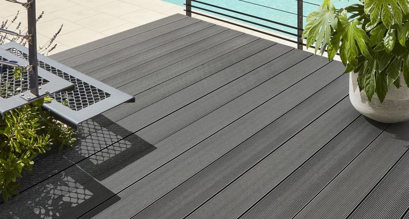 Terrasse Bois Composite Lame De Terrasse Composite Silverwood