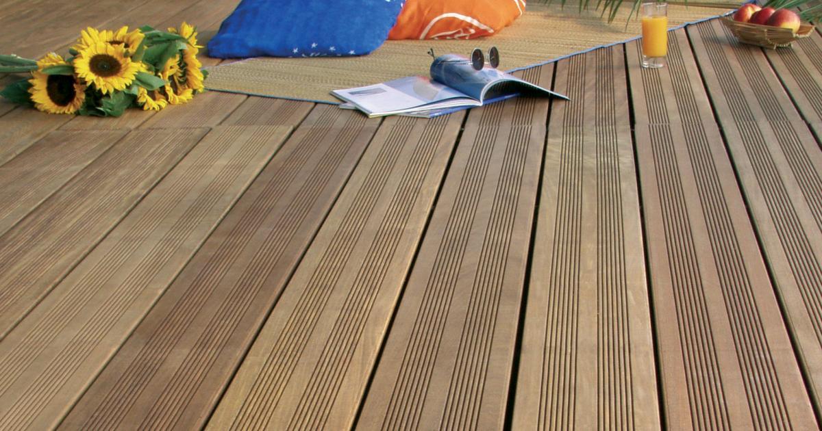 R alisation d 39 une terrasse en cumaru silverwood for Prix d une terrasse en bois exotique